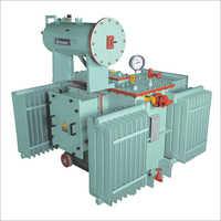 Oil Cooled Transformer With Off Circuit Tap Changer