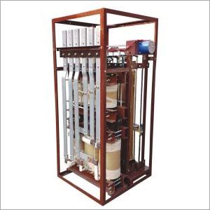 Internal View Of Voltage Stabilizer