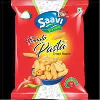 Tomato Pasta Crispy Snacks