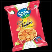 Chat Katori Crispy Snacks