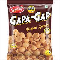 Gapa Gap Papad Snacks