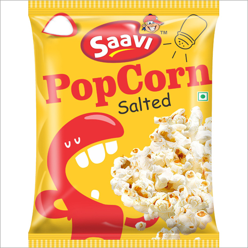 Salted Pop Corn