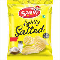 Lightly Salted Chips