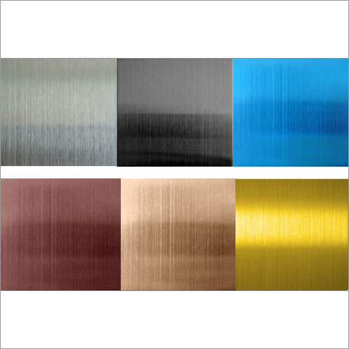 Stainless Steel Colour Coated Sheet