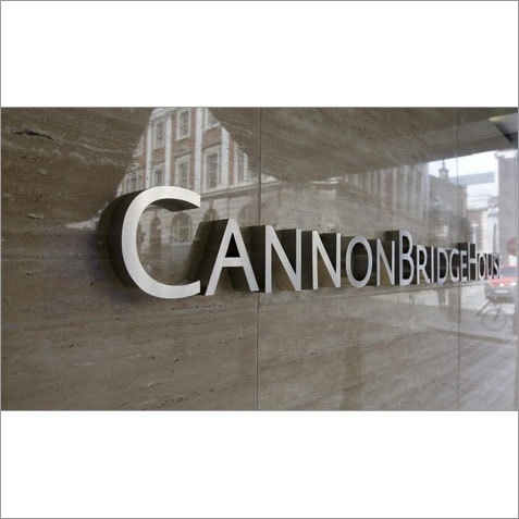 Customized Metal Signage Letters