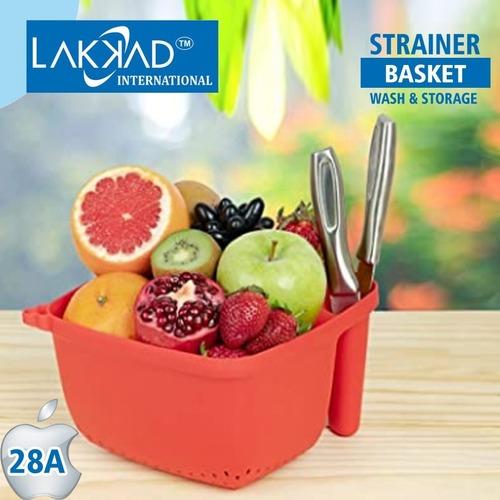 Strainer Wash Basket