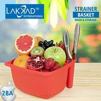 Strainer Wash Basket