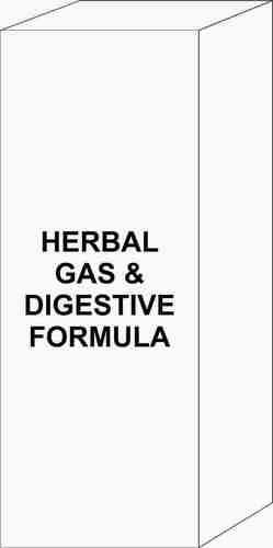 Herbal Gas & Digestive Formula