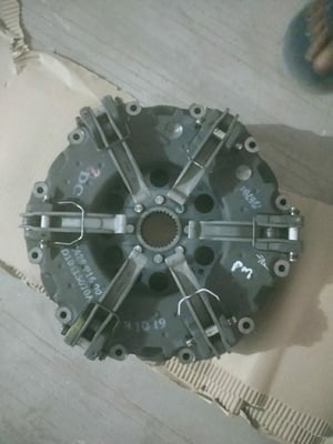 Double Clutch Assembly