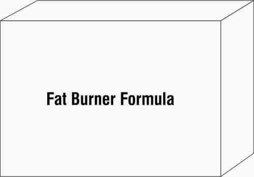 Fat Burner Formula