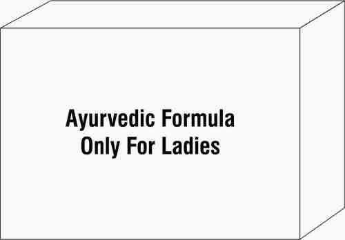Ayurvedic Formula Only For Ladies