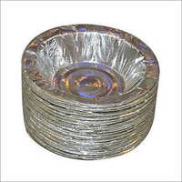 Silver Disposable Bowl