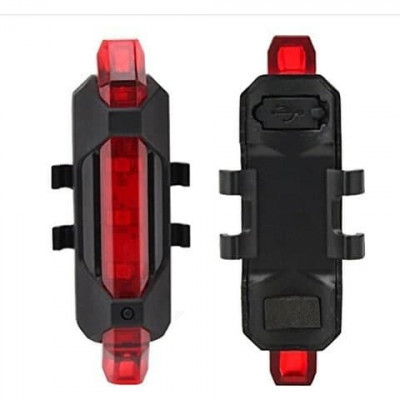 RECHARGEABLE BICYCLE FRONT WATERPROOF LED LIGHTS