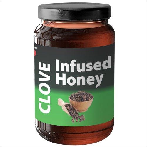 Clove Infused Honey