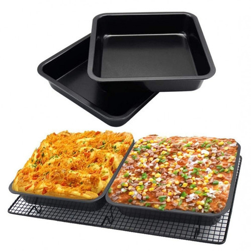 SQUARE CAKE MOULDS