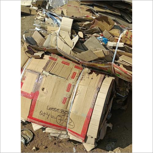Paper Or Board Scrap