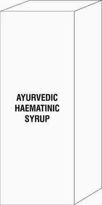 Ayurvedic Haematinic Syrup