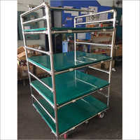 Industrial Pipe And Joint Trolley