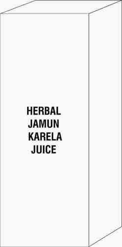 Herbal Jamun Karela Juice