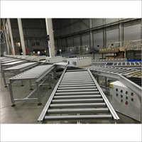 MS Roller Conveyor