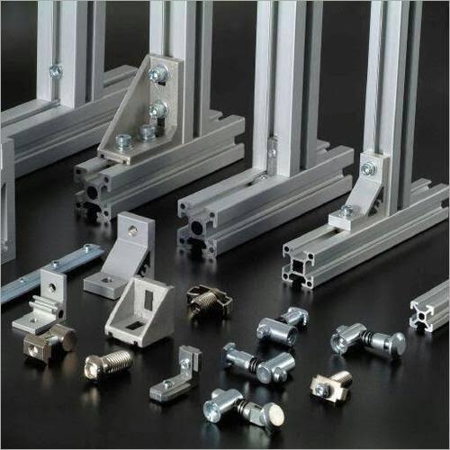 Industrial Aluminium Profile And Accessories
