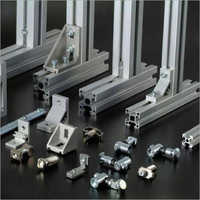 Industrial Aluminium Profile And Accessories