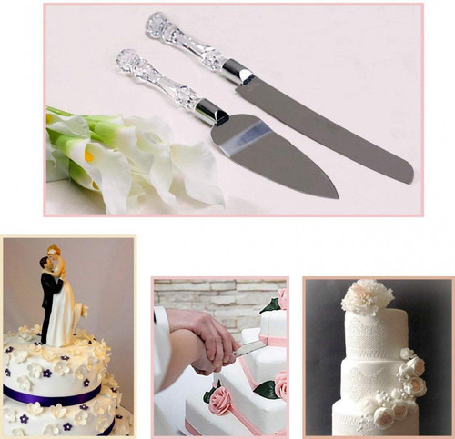 STEEL CAKE KNIFE