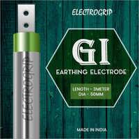 Electrogrip 50mm 3 Meter GI Earthing Electrode