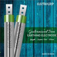 Electrogrip 50mm 2 Meter GI Earthing Electrode