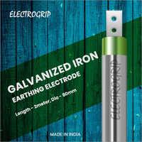 Electrogrip 80mm 2 Meter GI Earthing Electrode