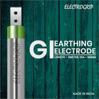 Electrogrip 90mm 2 Meter GI Earthing Electrode