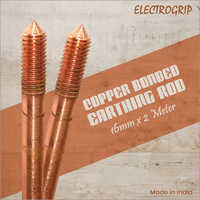 Electrogrip 16mm 2 meter Copper Bonded Earthing Rod