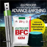Electrogrip Advance Chemical Earthing Set