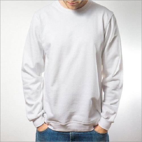 Men Round Neck Sweat Shirt