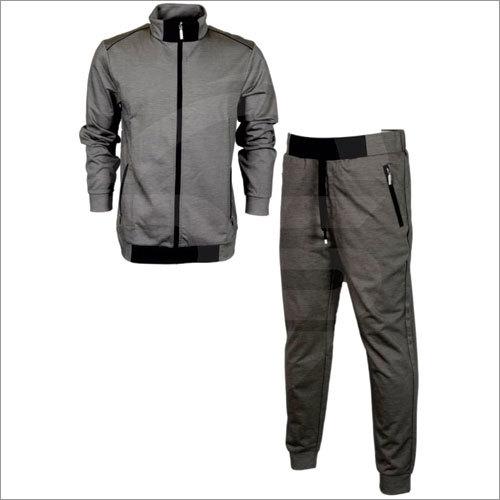 Men Lycra Track-Suit