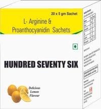 L Arginine & Proanthocyanidin Sachet