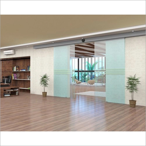 Dormakaba Automatic Sensor Glass Doors