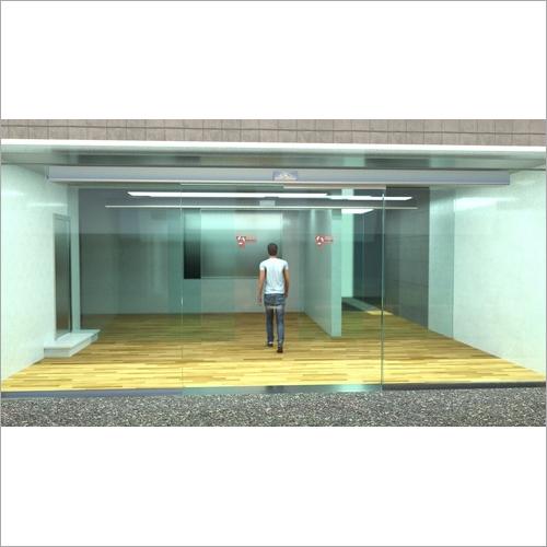 DVS Automatic Glass Sensor Doors