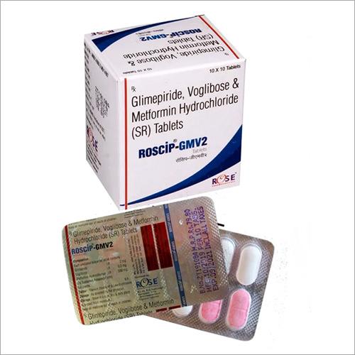 Roscip-GMV2 Tablets