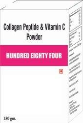 Collagen Peptide & Vitamin C Powder