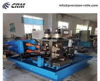 Metal Shaped&Flat Wire Roll Forming Machine