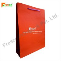 Textured Paper Bag