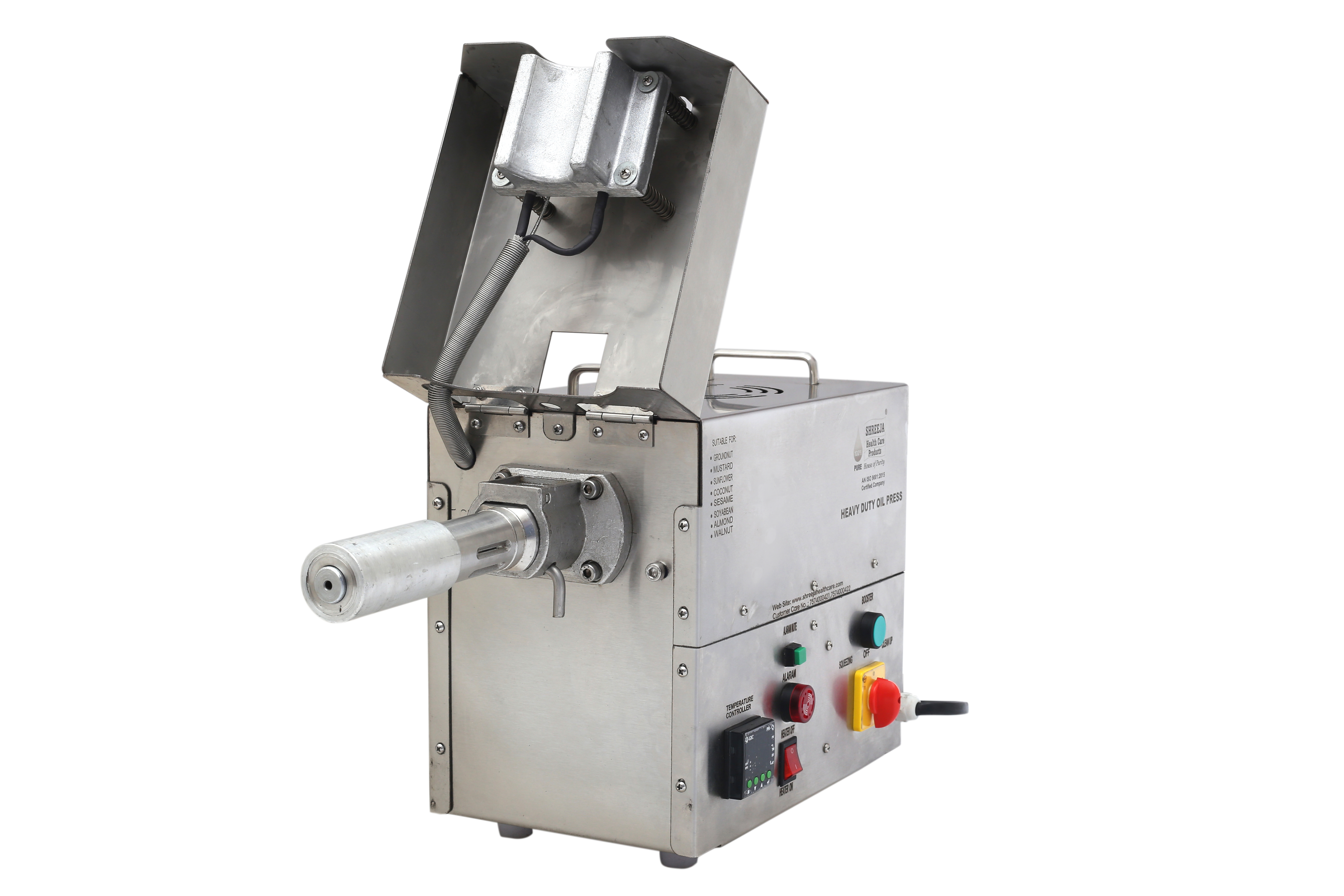 Ayurvedic Seeds Mini Commercial Oil Seed Extraction Machine