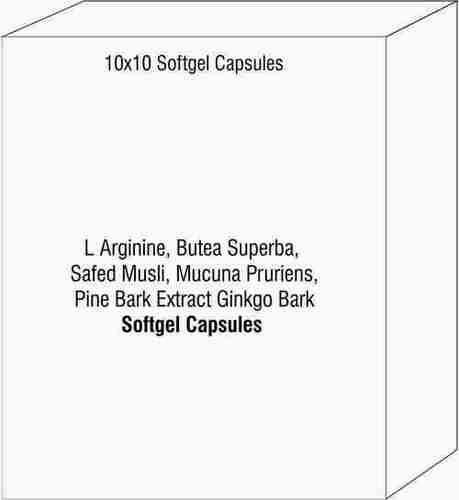 L Arginine Butea Superba Safed Musli Mucuna Pruriens Pine Bark Extract Ginkgo Bark