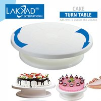 Cake Decorating 360 Round Easy Rotate Turntable