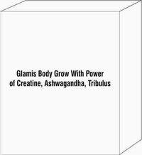 Glamis Body Grow With Power of Creatine, Ashwagandha, Tribulus