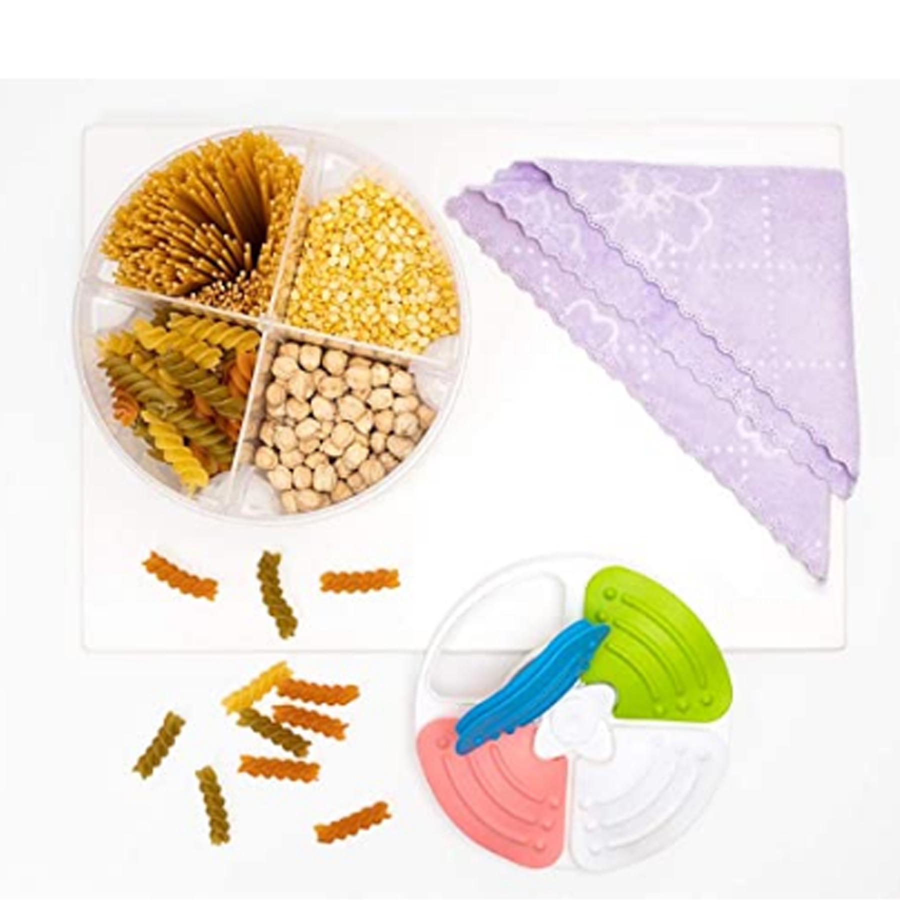 Air Tight Plastic Food Storage Container