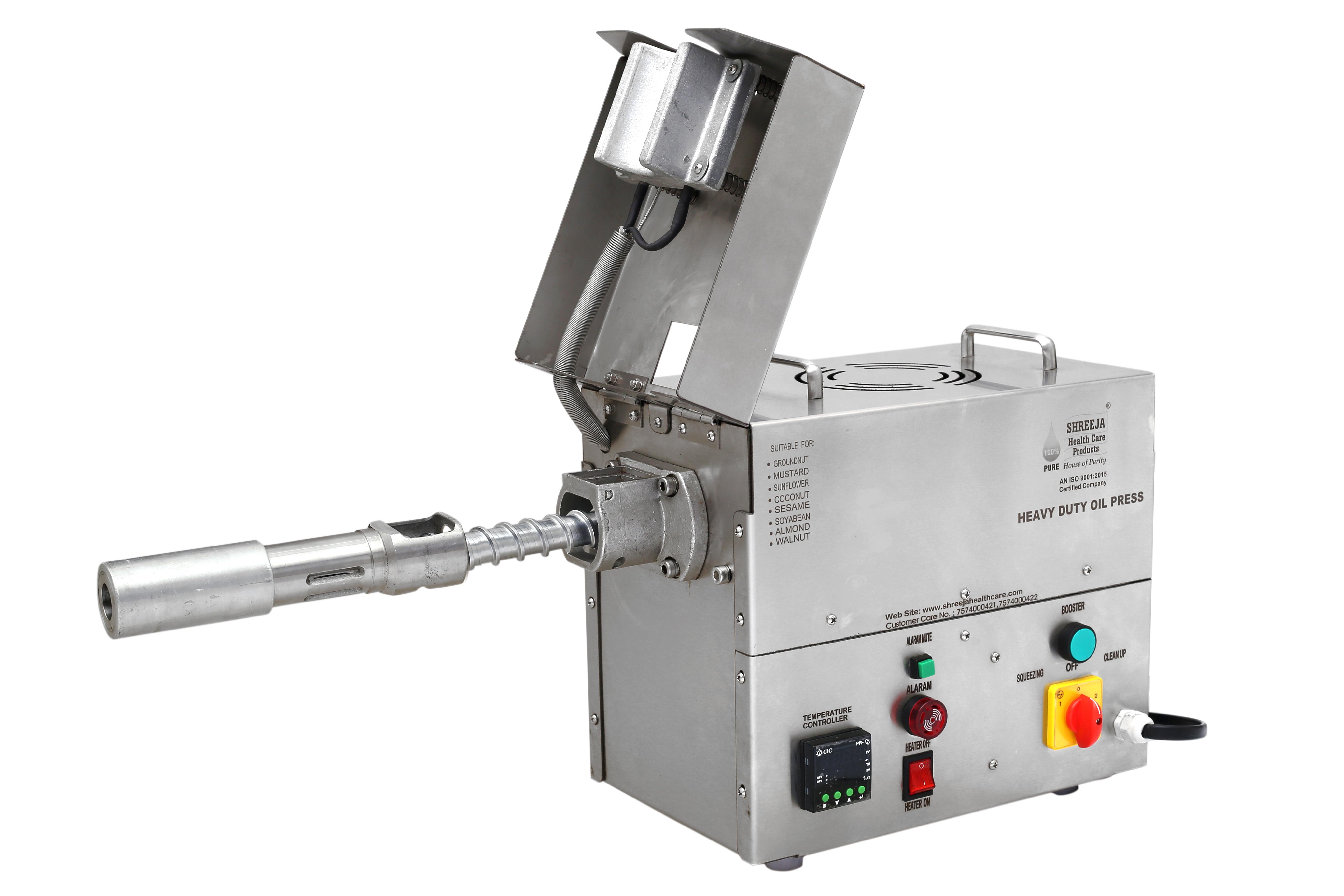 Coconut Oil Mini Commercial Oil Extraction Machine