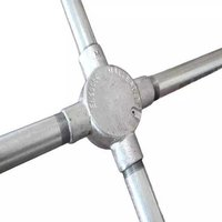 GI Rigid Conduit Class4 Hot Dip Galvanized