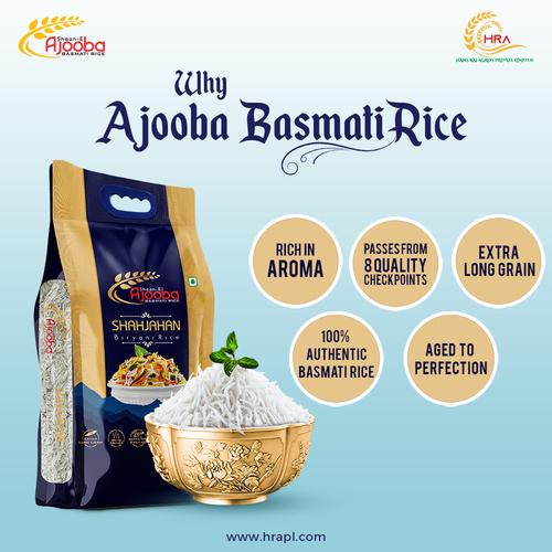 Ajooba Shahjahan Basmati Rice